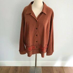 Vintage Y2K Coldwater Creek Jacket